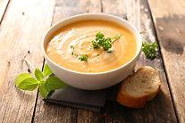 nouvelle  photo soupe de potimarrone t c