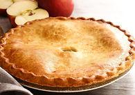 nouvelle photo tourte aux pommes et cana