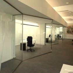 Büroverglasung