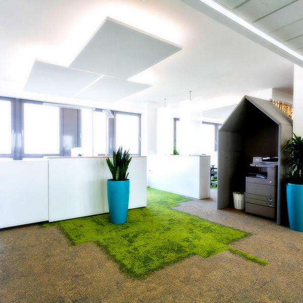 Workplace & Deckenakustik