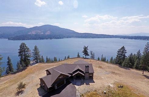 Breathtaking Hayden Lake View Real Estate