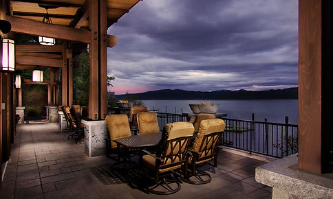 The Estates at Black Rock Luxury Homes in North Idaho