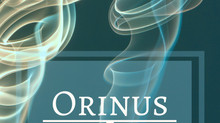 New Short Story: Orinus
