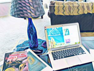 Writer's Block, Procrastination, Poor Internet