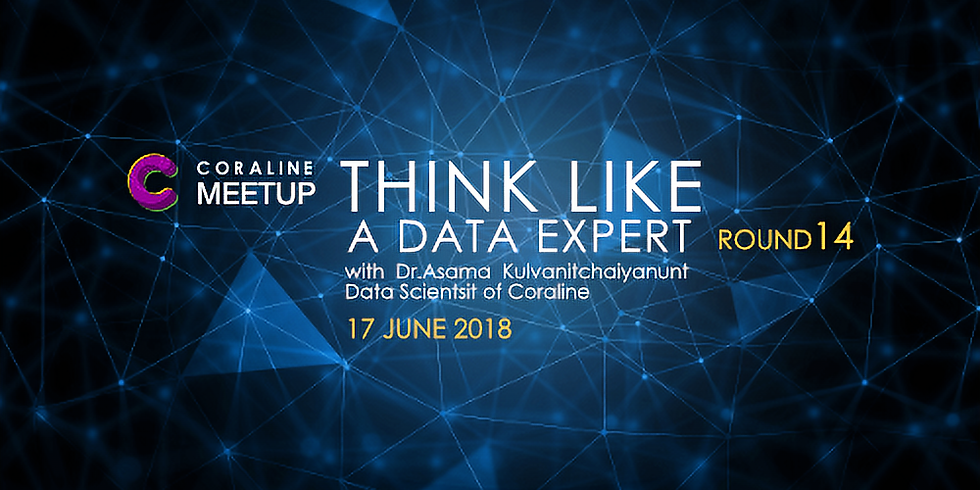 THINK LIKE A DATA EXPERT : ROUND 14 by Coraline