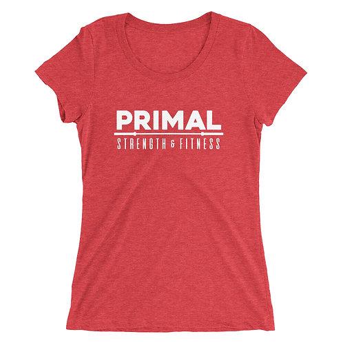 Ladies' Primal Tee Red