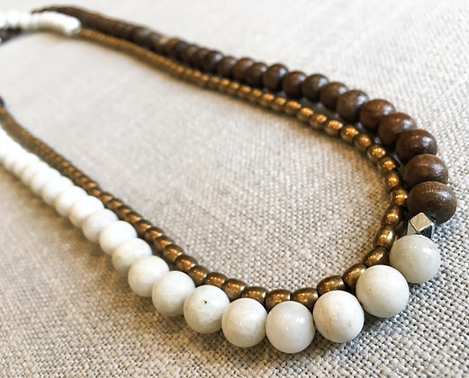 83  Original Colorblock Necklace
