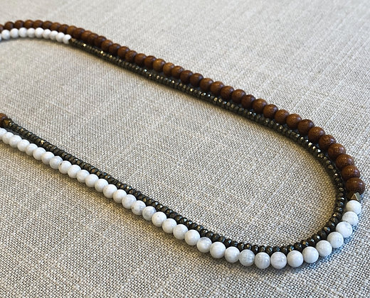84  Original Colorblock Necklace