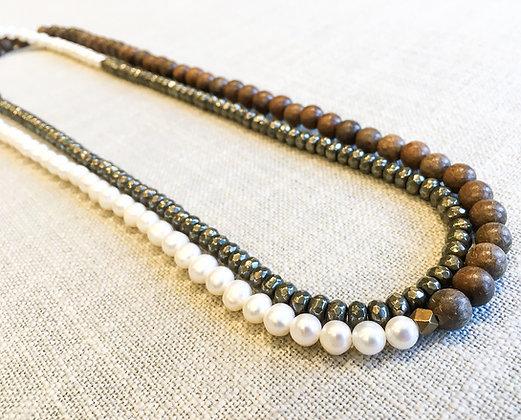 1  Original Colorblock Necklace