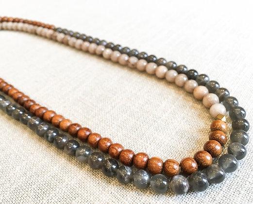 68  Original Colorblock Necklace