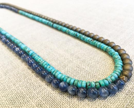 19  Original Colorblock Necklace