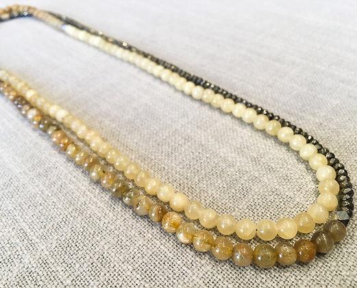 10  Original Colorblock Necklace