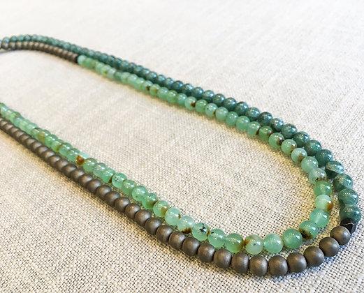 89 Original Colorblock Necklace