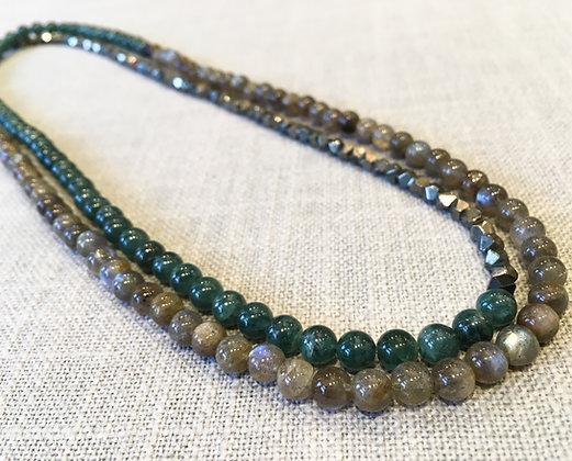 13  Original Colorblock Necklace
