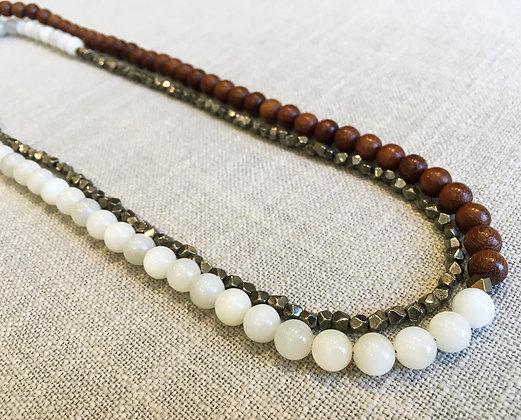 87 Original Colorblock Necklace