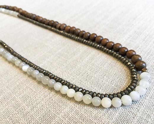 6  Original Colorblock Necklace