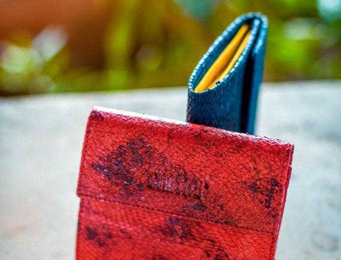 Handmade Moroccan Wallet for Her