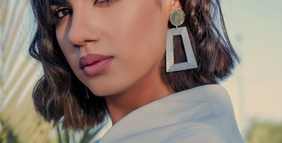 Handmade Authentic Moroccan Silver Coin Trapezoid Earrings