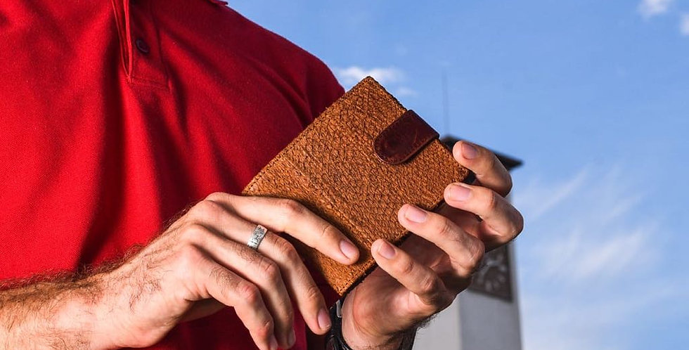 Handmade Moroccan Wallet for Him