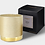 Thumbnail: Handmade Scented Candle - The Sabra Gold - Christmas Edition