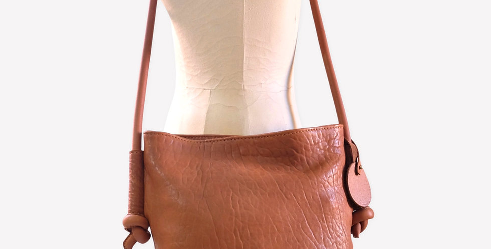 Handmade Leather Hayat Shoulder Bag