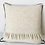 Thumbnail: Mexican Woven Fringe Pillow