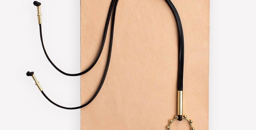 Handmade Moroccan Hebba Halo Necklace