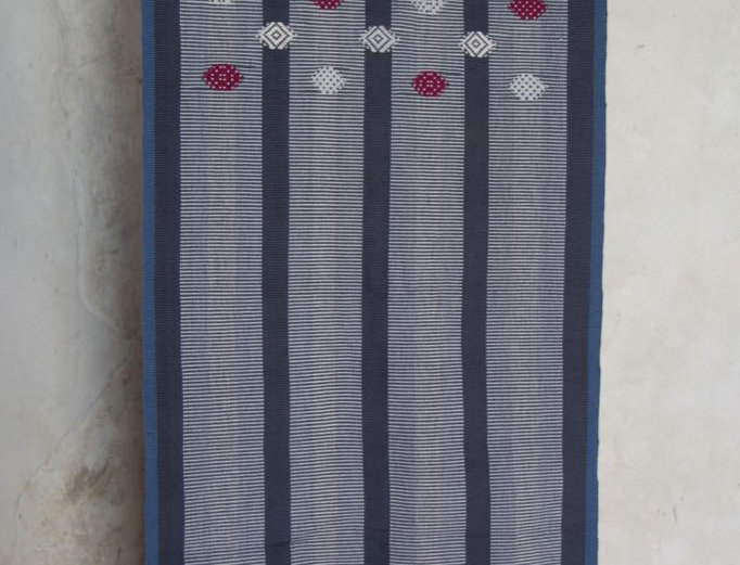 Mexican Motif Mam Table Runner