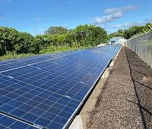 solar farm cleanin hawaii