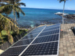 solar panel cleaning hawaii