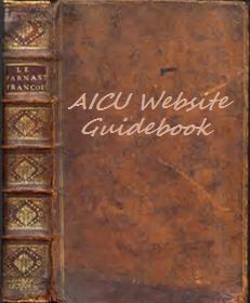 AICU Adds Guidebook their Website