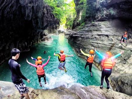 Canyoneering Tour