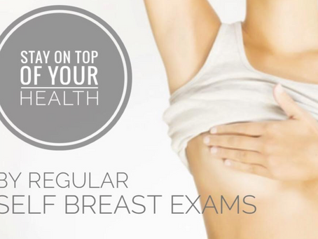 Self Breast Exams Could Save Your Life