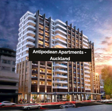 Antipodean Apartments | Auckland NZ