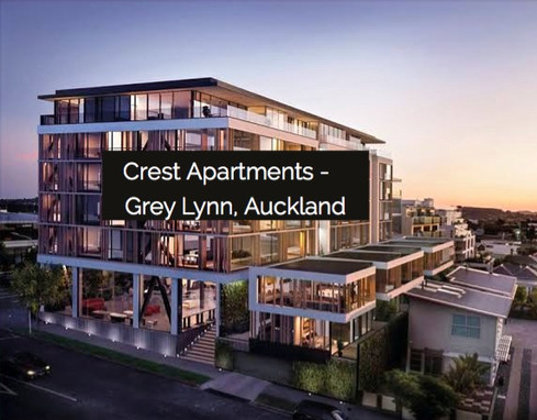 Crest Apartments | Auckland NZ