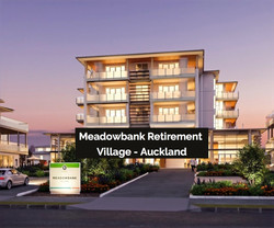 Meadowbank Retirement Village   |   Auckland NZ
