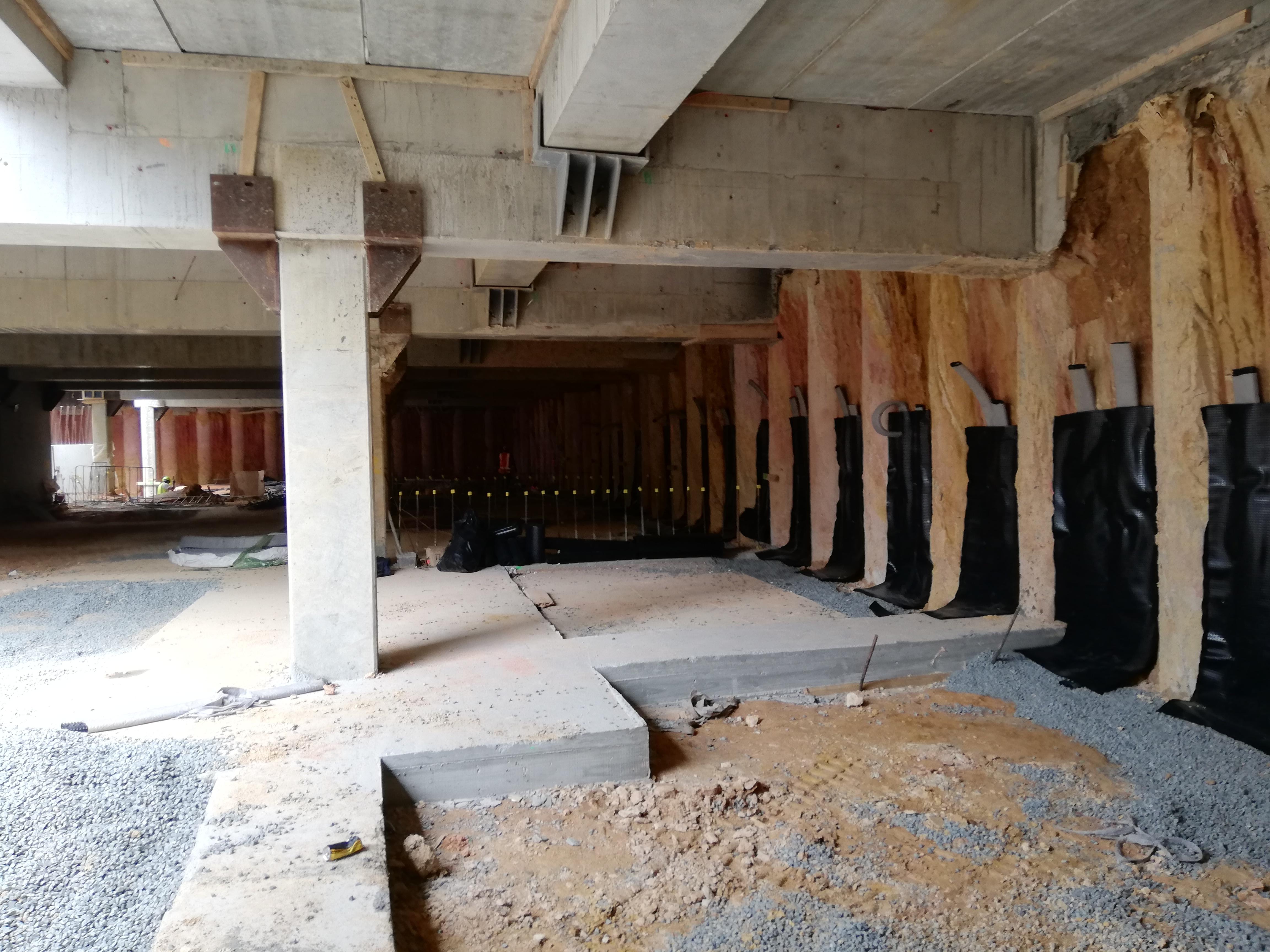 Underground Waterproofing