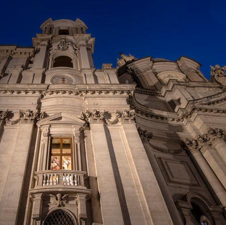 Die geheime Papstwohnung, Rom