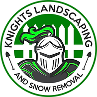 Knights Landscaping & Snow Removal (Logo)