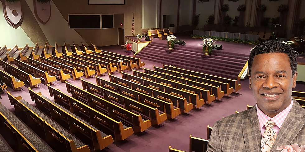 AMHERST RESERVE YOUR SEAT! (Pastor Appreciation)