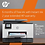Thumbnail: HP OfficeJet Pro 9025e All-in-One Wireless Color Printer
