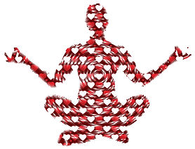 bigstock-Yoga-Relax-Love-Heart-Energy-M-