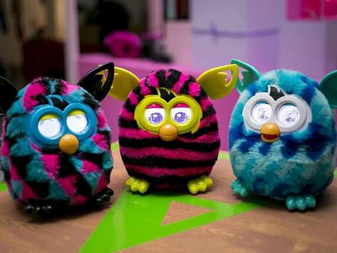 Furbies Take Over the Band Room