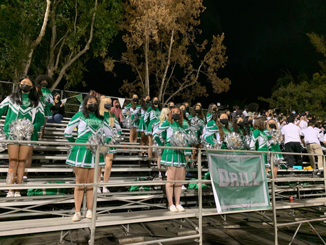 Green & Grey; The return of drill and band