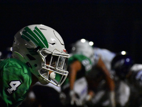 Time to Hit the Panic Button?: ERHS Football 2019