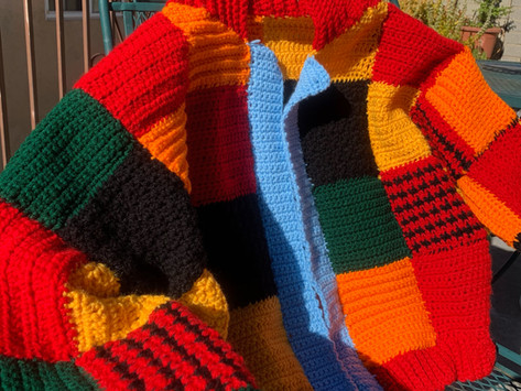 Crocheting: the new quarantine craze