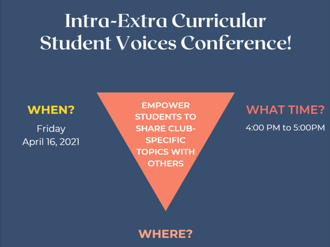 ERHS speaks out: Intra-Extracurricular Student Voices