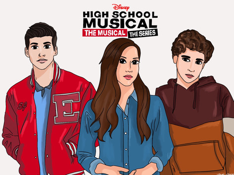 High School Musical: The Musical: The Series: The Review (Minor Spoilers)