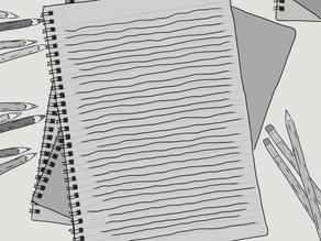 I wrote a journal documenting hybrid school