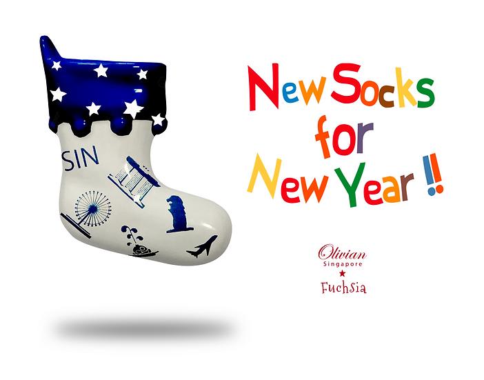 Ornaments Sock